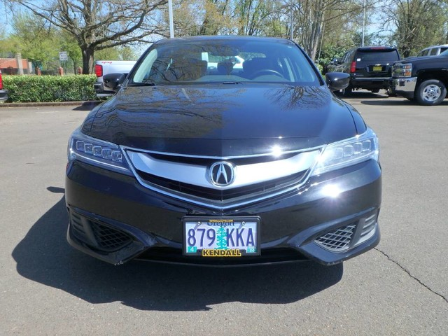 Certified Pre Owned 2016 Acura Ilx Sedan In Eugene Hu11755