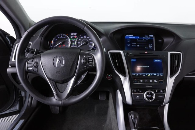 Certified Pre-Owned 2018 Acura TLX w/Technology Pkg