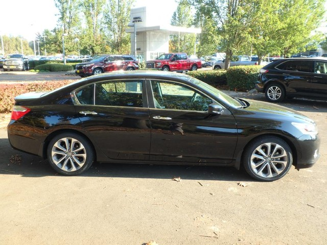 Certified Pre-Owned 2014 Honda Accord Sedan Sport