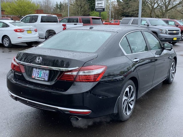 Certified Pre-Owned 2017 Honda Accord Sedan EX-L