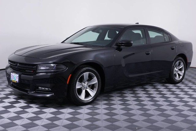 2017 Dodge Charger >> Pre Owned 2017 Dodge Charger Sxt