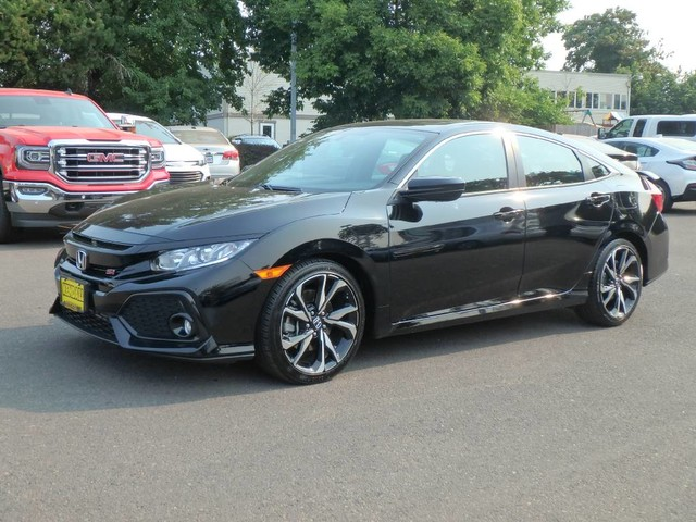 Certified Pre Owned 2017 Honda Civic Sedan Si