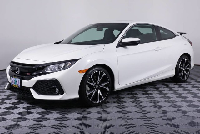 Certified Pre Owned 2017 Honda Civic Coupe Si