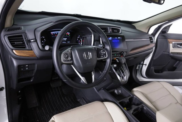 Certified Pre-Owned 2018 Honda CR-V EX-L