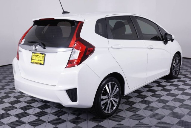 Certified Pre-Owned 2016 Honda Fit EX-L