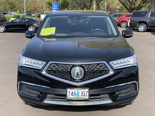 Certified Pre-Owned 2017 Acura MDX w/Technology Pkg