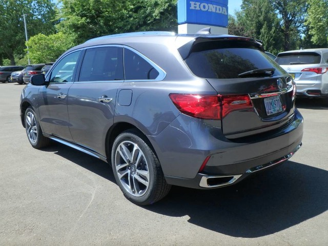 Certified Pre-Owned 2017 Acura MDX w/Advance Pkg