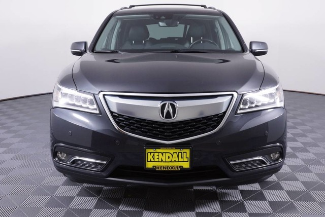 Certified Pre-Owned 2016 Acura MDX w/Advance