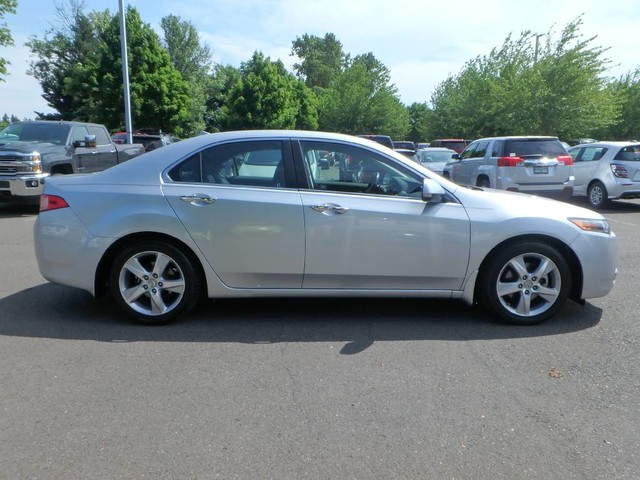 Pre-Owned 2012 Acura TSX Tech Pkg