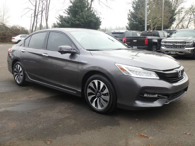 Certified Pre-Owned 2017 Honda Accord Hybrid Touring