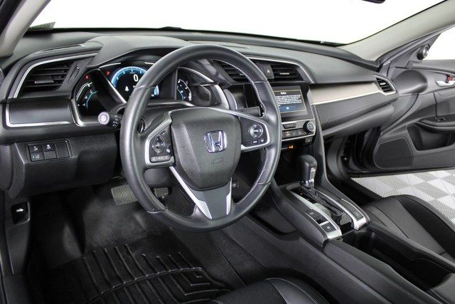 Certified Pre-Owned 2018 Honda Civic Sedan Touring