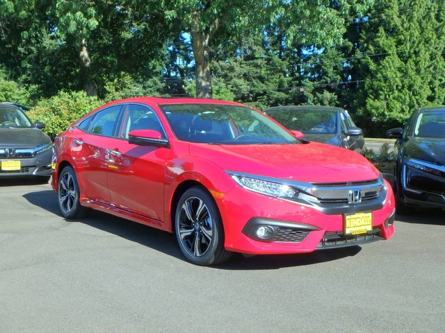 New 2018 Honda Civic Sedan Touring