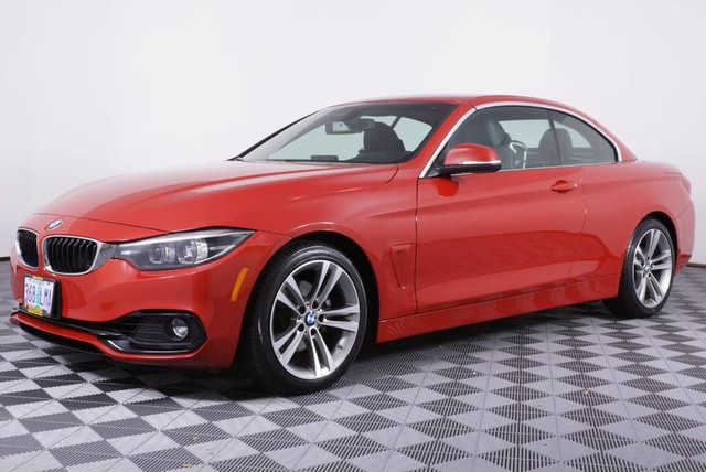 Pre-Owned 2018 BMW 4 Series 430i