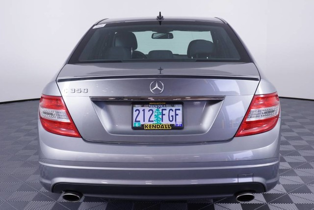 Pre-Owned 2009 Mercedes-Benz C-Class 3.5L Sport