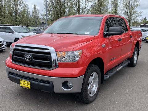 Pre-Owned 2012 Toyota Tundra 4WD Truck