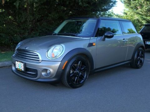 Pre-Owned 2013 MINI Cooper Hardtop